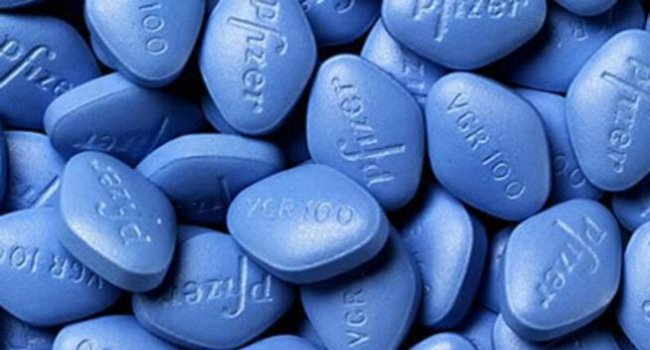Виагра может предотвратить развитие тромбов после стентирования