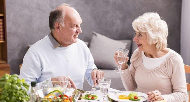 Пищевые предпочтения супругов со временем становятся одинаковыми