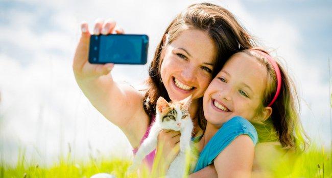 Смартфоны способствуют распространению вшей среди детей