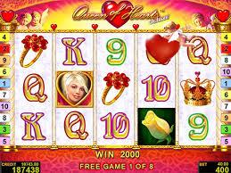 Обзор игрового автомата Queen of Hearts