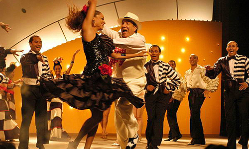 Танцы вместо тренажерного зала для здоровья