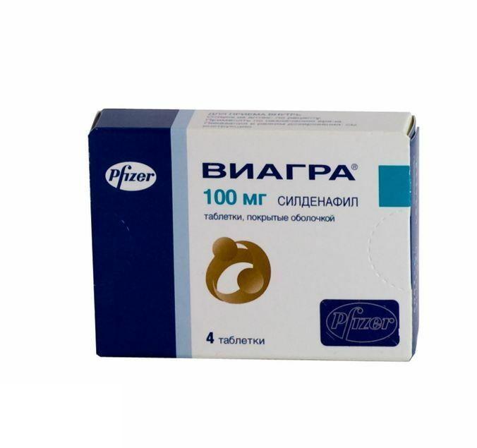 Виагра — Купить Виагру в Украине