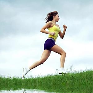 Учитесь правильно бегать