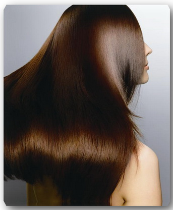 Глазирование волос –  что это?