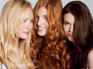 Каким способом красиво покрасить волосы