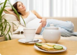 Особенности аппетита беременных женщин
