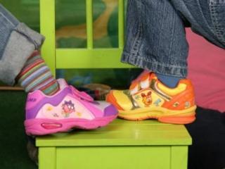 Важные аспекты выбора детской обуви