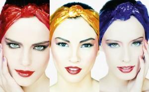 Выбор макияжа весной-летом 2013
