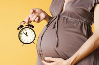 Вычисляем дату родов