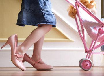 Какой должна быть хорошая детская обувь?