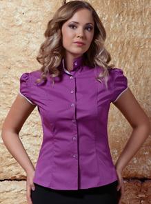 Выбор женских рубашек и блузок