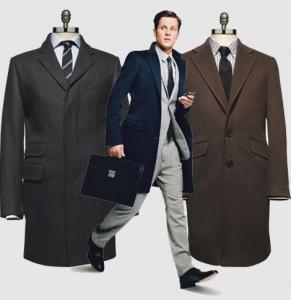 Как правильно подобрать мужчине пальто?