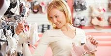 Выбор женского белья
