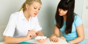 Консультации гинеколога