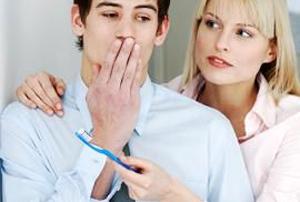 Боремся с неприятным запахом ротовой полости