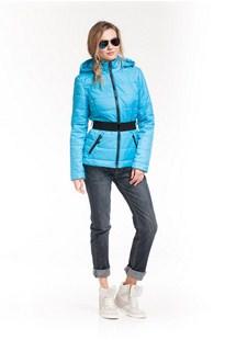 Разновидности утепленных женских курток на синтепоне