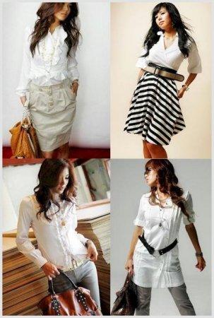 Как одеваться девушке модно
