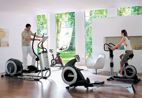 Тренажеры для дома, офиса и спортивного зала