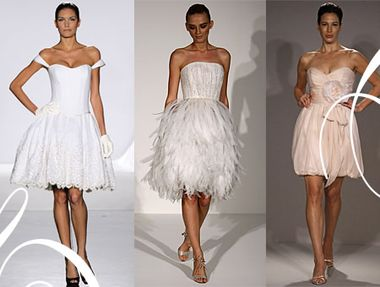 Главный выбор свадебного платья