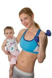 Как подтянуть форму груди после родов