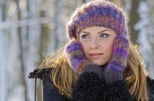 Как защитить кожу в холода