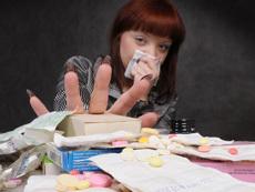 Аллергические реакции  на лекарства