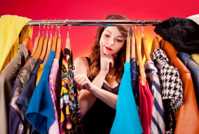 Женский гардероб в зимнее время
