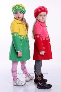 Выбор детского пальто