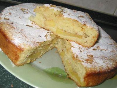 Яблочный пирог и его особенности