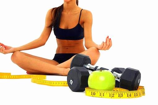 Значение правильного питания при занятиях фитнесом
