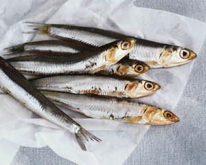 Анчоусы как серебро кухни Европы