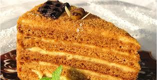 Приготовление торта Медовик