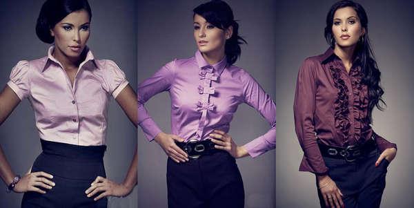 На что нужно обращать внимание при выборе блузки?