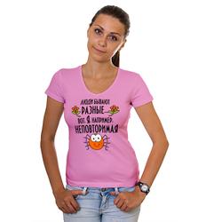 Какие бывают женские футболки