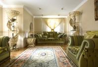 Особенности дизайна интерьера аленькой гостиной