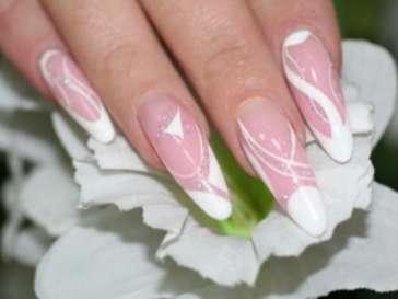 Преимущества накладных ногтей