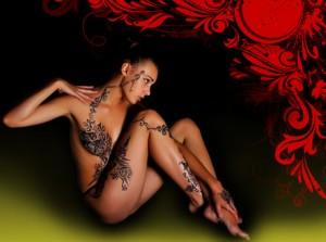 Татуировки в моде