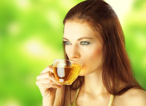 Полезен ли зеленый чай для женского здоровья
