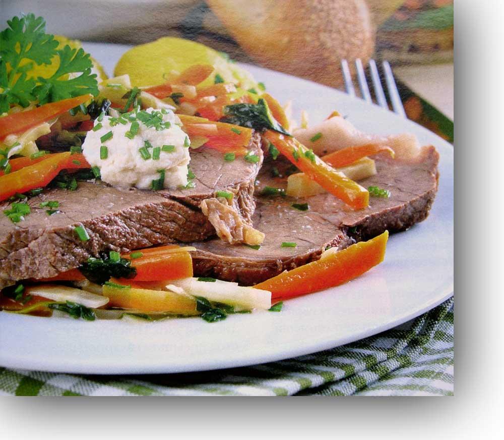 Рецепт блюда тафельшпиц