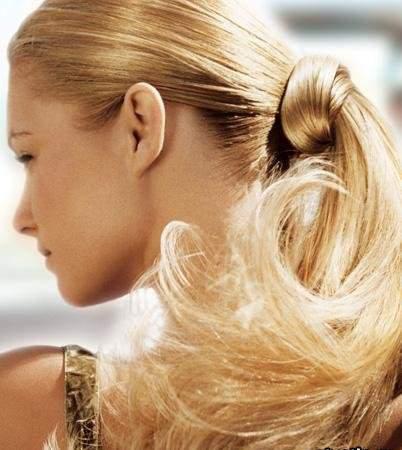 Как придать волосам роскошный блеск