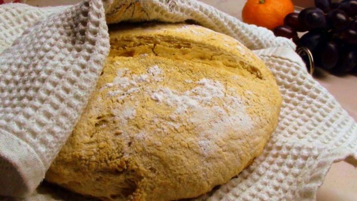 Вкусный дрожжевой хлеб можно испечь и дома