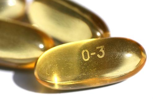 Польза Омега-3 жирных кислот