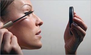 Проявление аллергии при использовании косметики