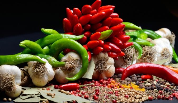 Может ли острая пища быть полезной?