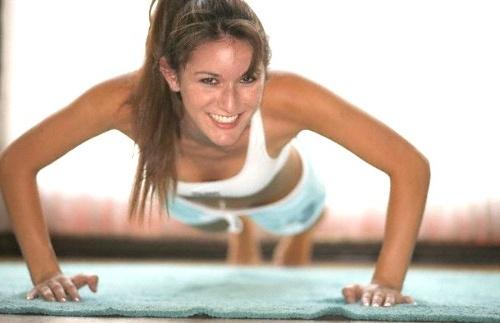 Плюсы от занятия фитнесом
