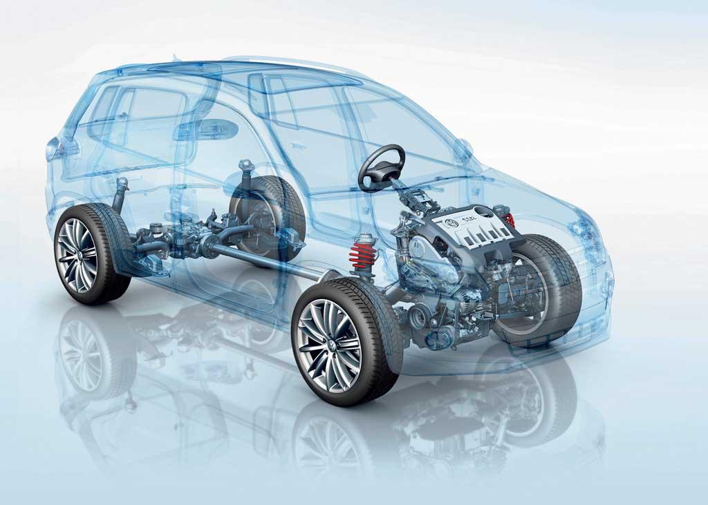 Конструктивная особенность дизельных двигателей