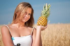Употребление ананаса во время беременности