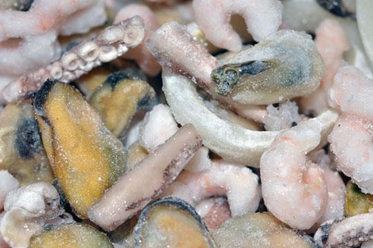В чём польза морепродуктов?