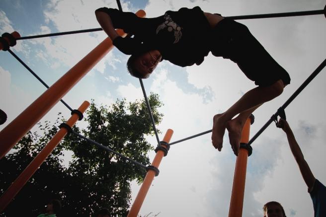 Уличный спорт для всех: стрит воркаут