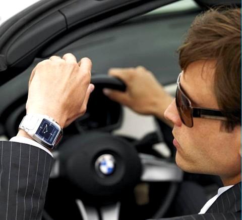 Особенности выбора мужских наручных часов